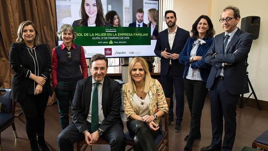 Una de cada tres empresas familiares asturianas tiene una mujer al frente