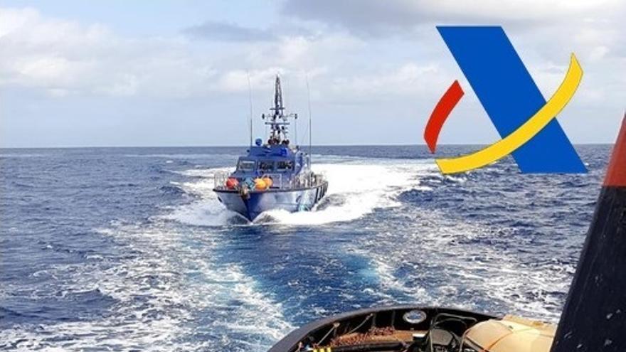 Aumentan a 18.000 los kilos de hachís interceptados al norte de Canarias