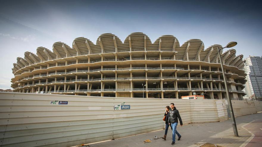 """El ayuntamiento ve """"inaceptable"""" que  el Valencia le culpe del retraso en la ATE"""