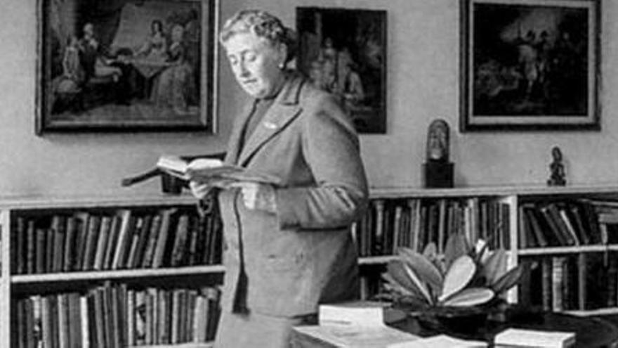 Cuando Agatha Christie visitó Canarias