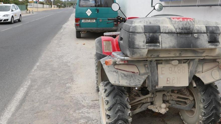 La conductora del accidente en Ibiza en el que murió Ángel Nieto, citada a declarar por homicidio imprudente