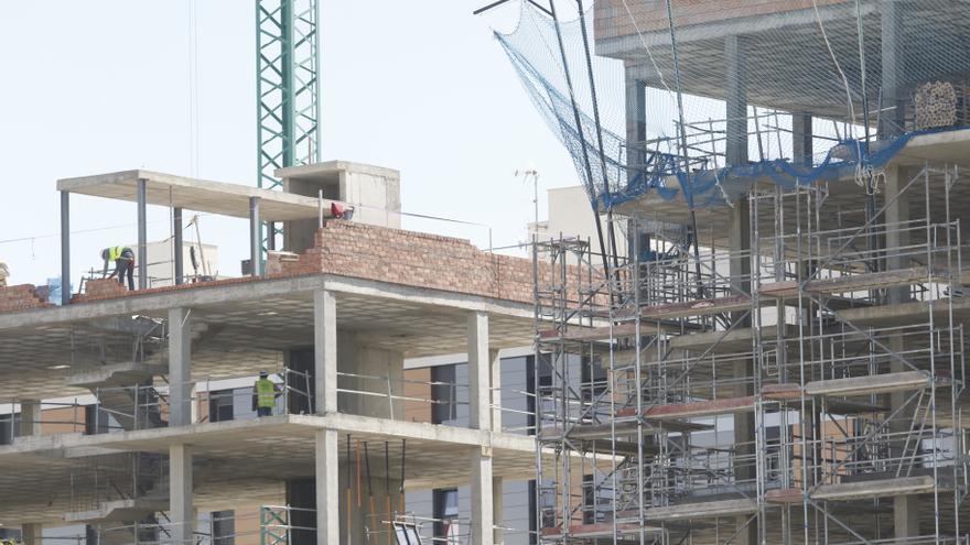 El parque de vivienda nueva registra el mayor incremento de los últimos siete años