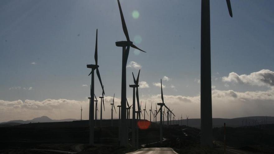 Economía autoriza al parque eólico de Cofrentes a vender la energía renovable