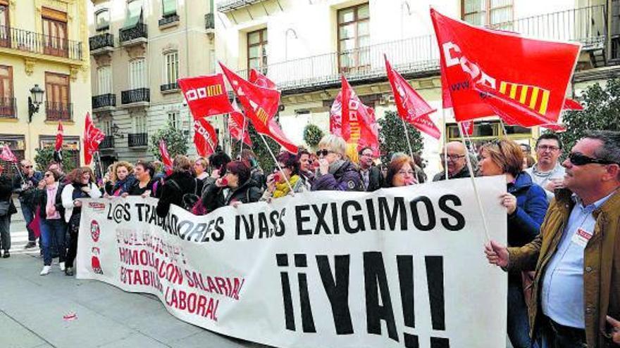 Una estafa a la Administración se apodera de 100.000 euros en la Conselleria de Oltra