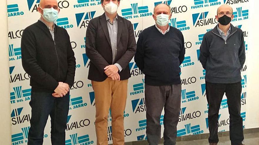 Asivalco y La Pinada Lab colaboran en el desarrollo de proyectos de innovación