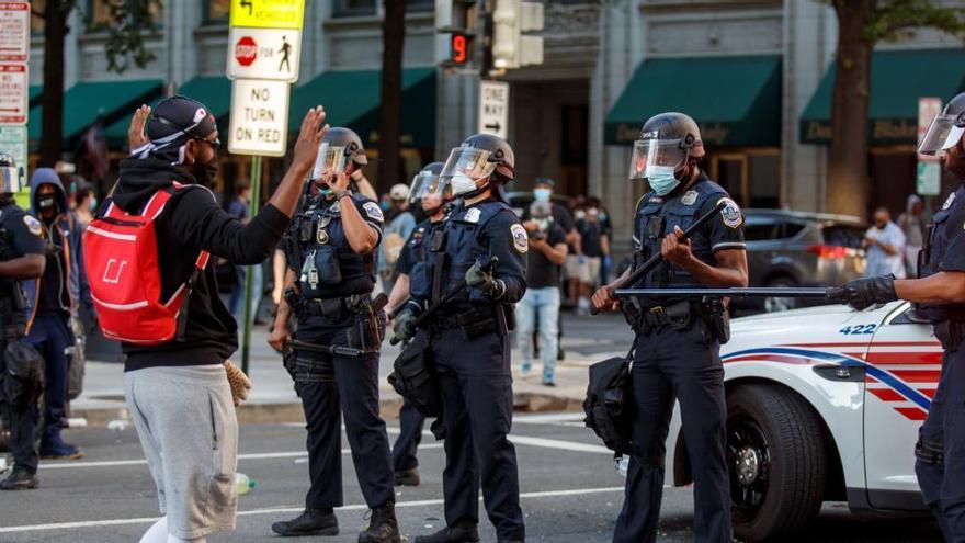 Más de 66.000 soldados para combatir las protestas