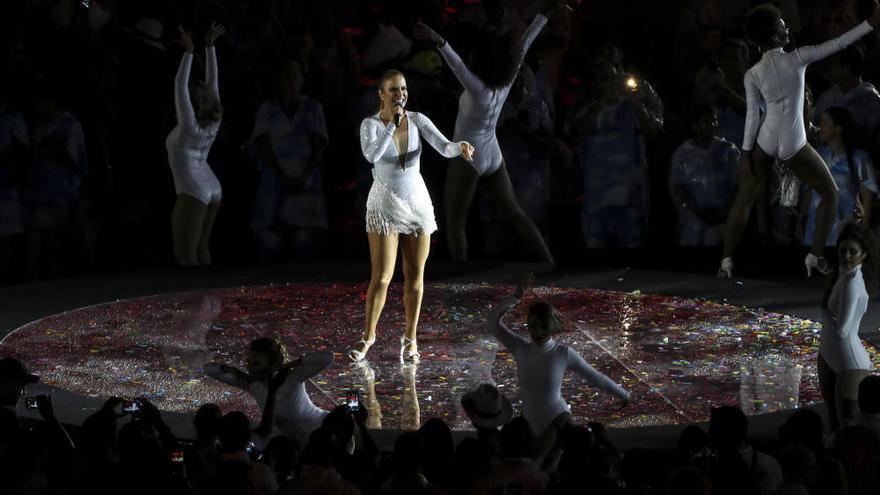 Ceremonia de clausura de los Juegos Paralímpicos de Río 2016