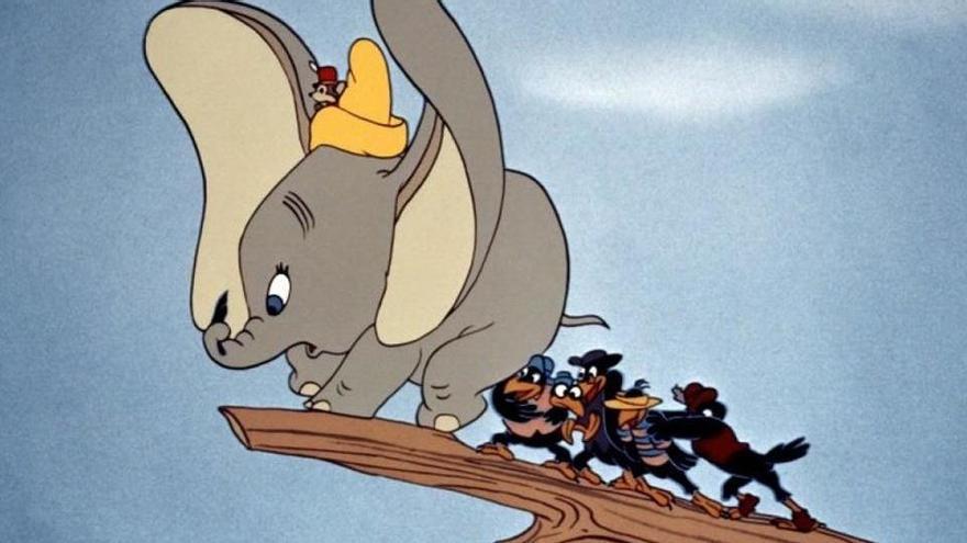 Disney+ retira del catàleg infantil «Dumbo», «Peter Pan» i «Los Aristogatos»