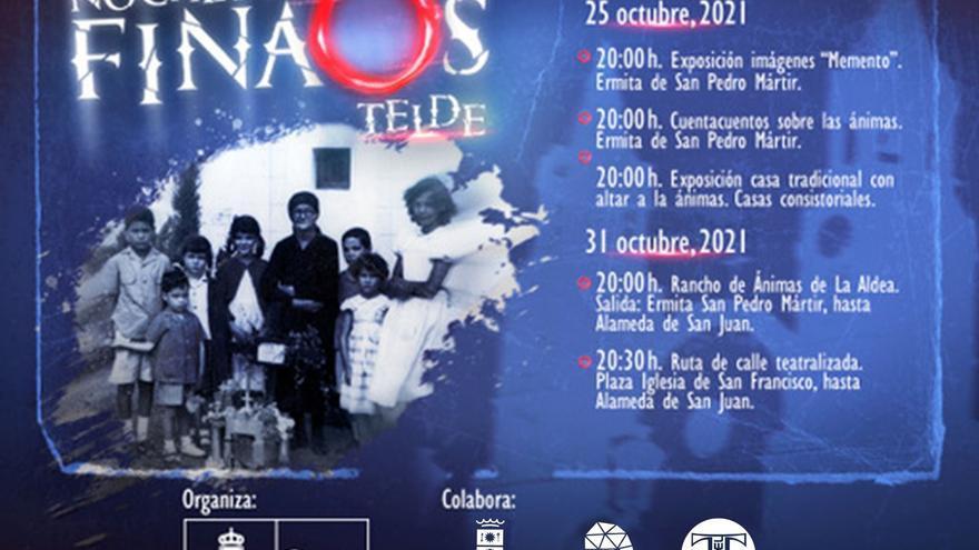Telde reivindica las tradiciones canarias del Día de los Difuntos
