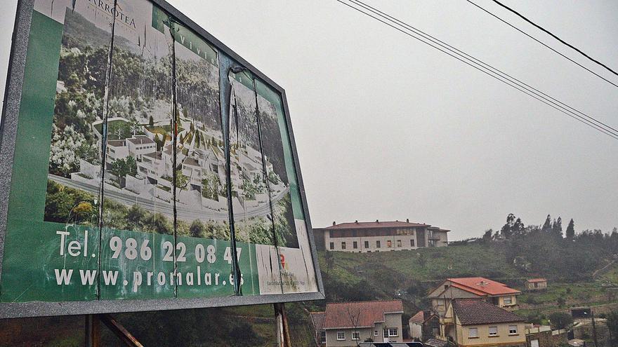 Los convenios urbanísticos de Massó y Aldán caducaron en octubre de 2020