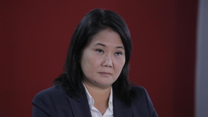 Keiko Fujimori pide que se anulen 200.000 votos de Castillo