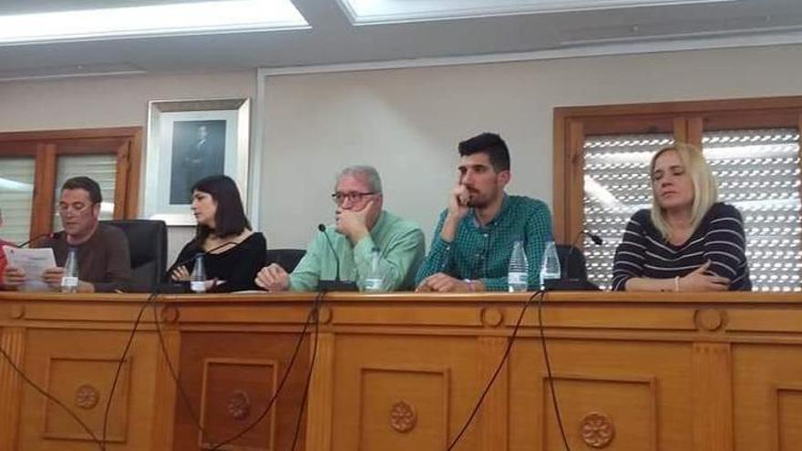 La Fiscalía solicita la apertura del juicio oral al alcalde de Chiva