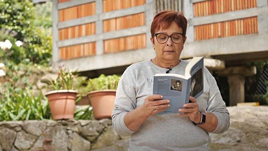 Oia homenajea a Xela Arias con un vídeo intergeneracional