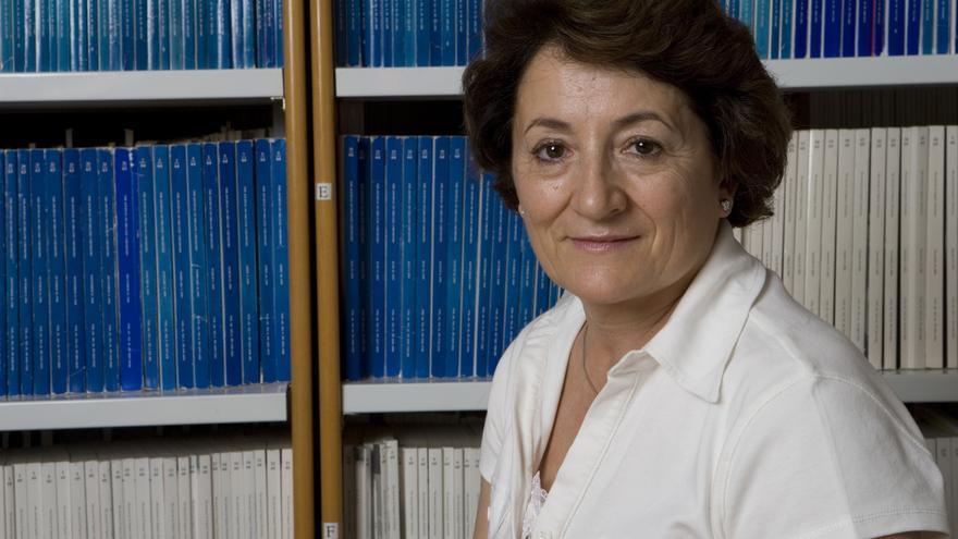La catedrática de la UA Carmen Nájera, premio a las mujeres pioneras de la Física, la Química y las Matemáticas
