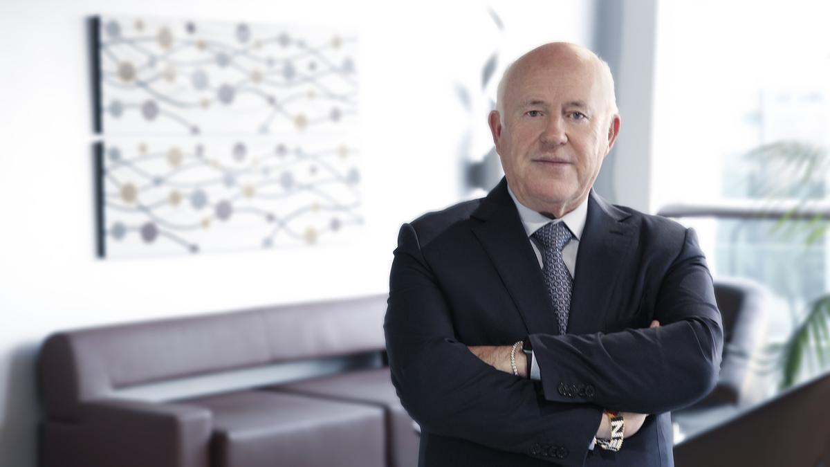 Joaquín Pérez, Presidente de Cedelco