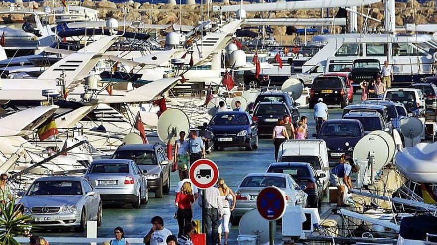 Mallorca macht Inventur über die Ankerplätze an der Küste