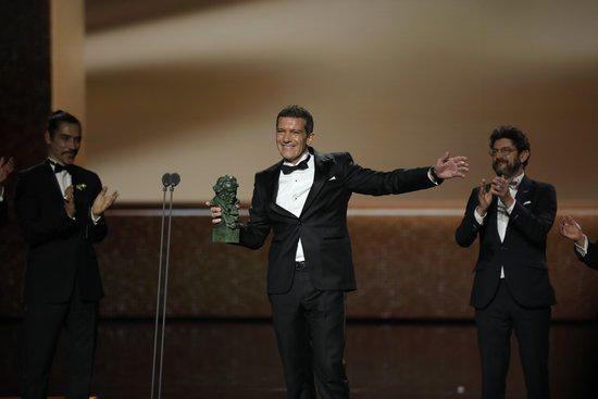 Els Goya entronitzen ''Dolor y gloria'' d''Almodóvar