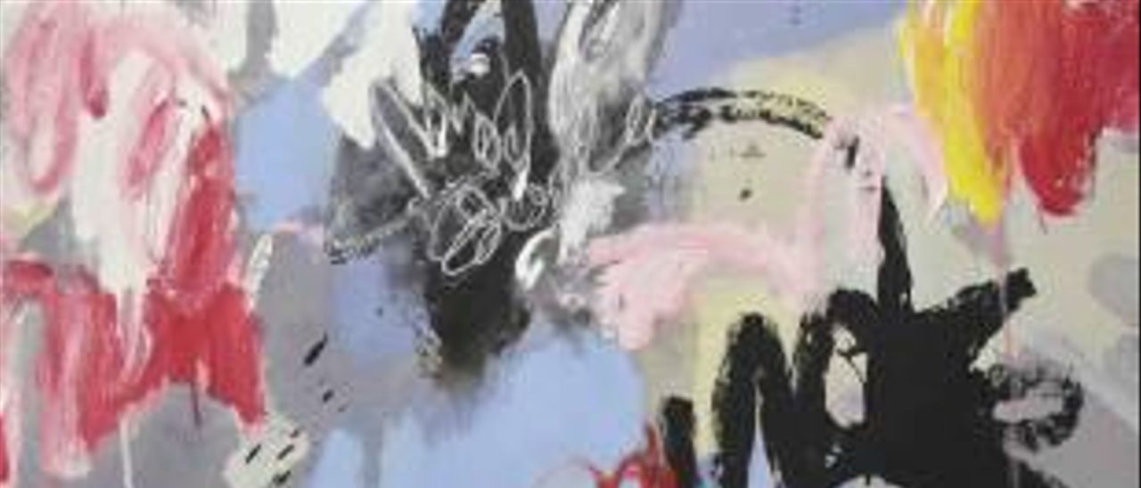 «Hay que ver mucha pintura para poder abstraer la mirada»