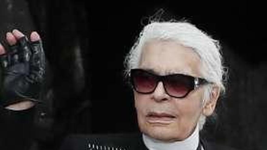 París inaugura hoy su Semana de la Moda, marcada por la muerte de Karl Lagerfeld