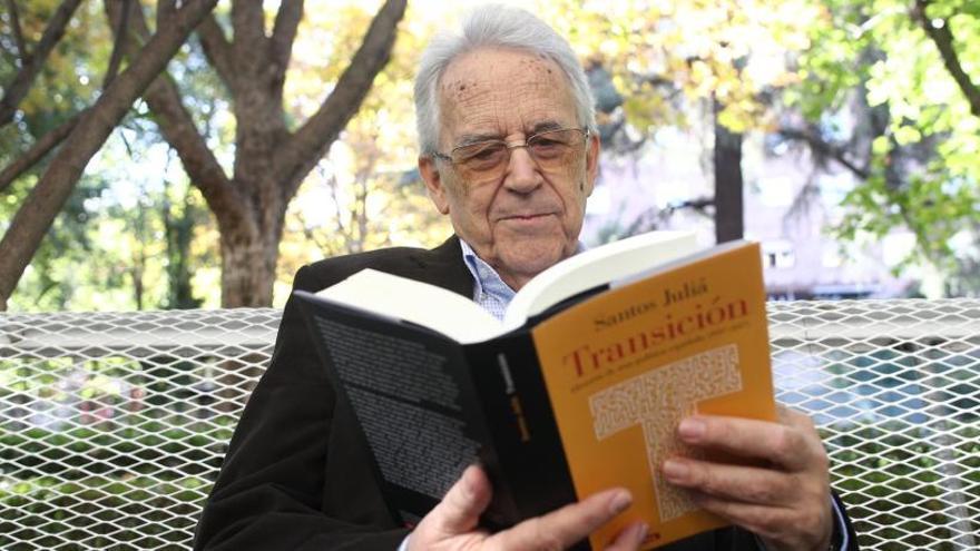 L'historiador Santos Juliá mor als 79 anys