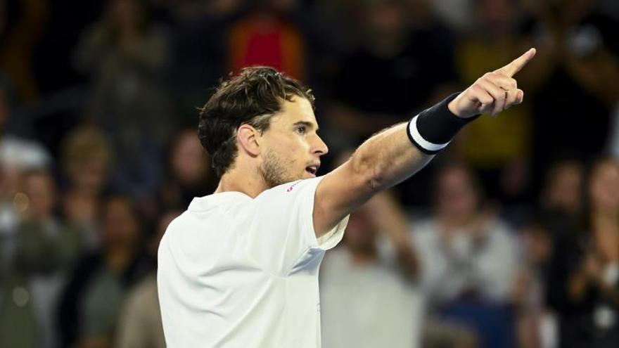 """Dominic Thiem también elogia a Carlos Alcaraz: """"Está hecho para ganar Grand Slam"""""""