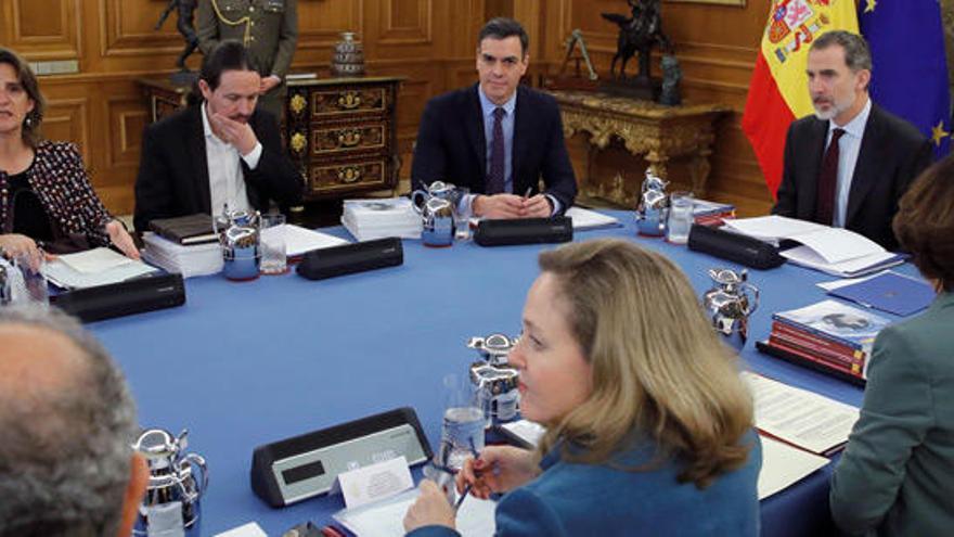 Pablo Iglesias defiende la cacerolada por la polémica de Juan Carlos I