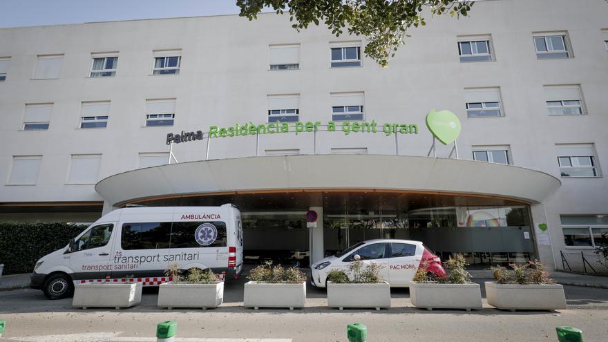 Propuesta de sanción a una residencia intervenida por el Govern