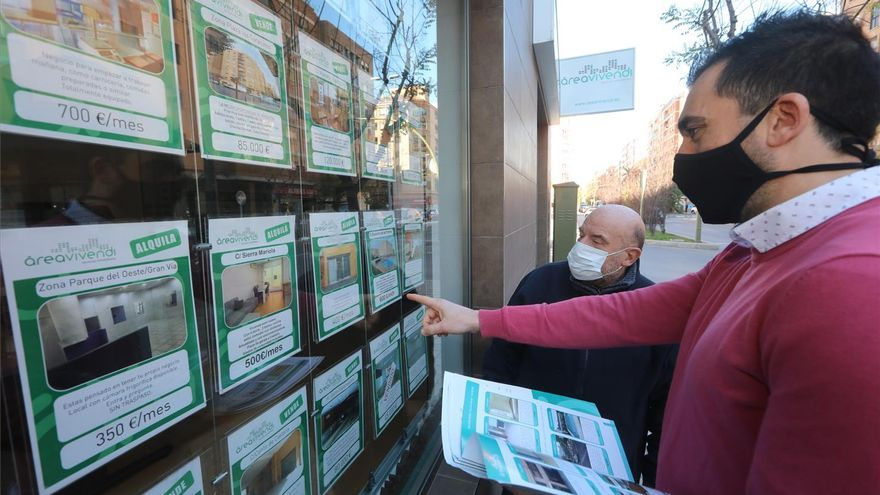 La compraventa de viviendas en Castellón marca su mejor cifra en un año