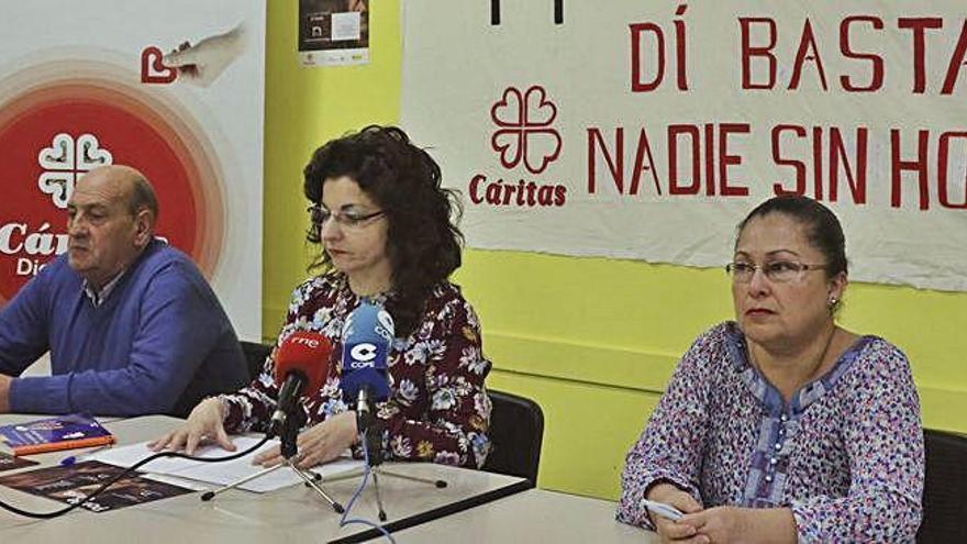 Mujer, de mediana edad y sin empleo: el perfil de las personas sin hogar en Zamora