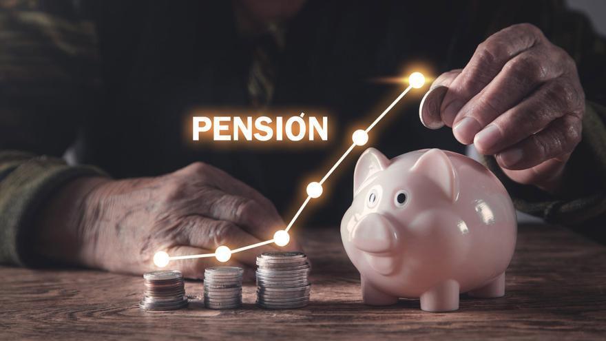 Los nuevos pensionistas gallegos cobran ya hasta 500 euros más que los antiguos