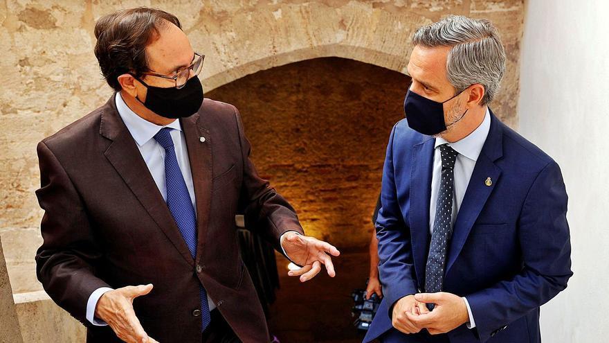 El Consell y Andalucía se alían para forzar el cambio del modelo de financiación