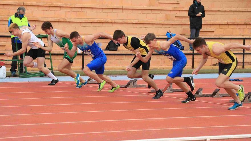El atletismo no para por el coronavirus