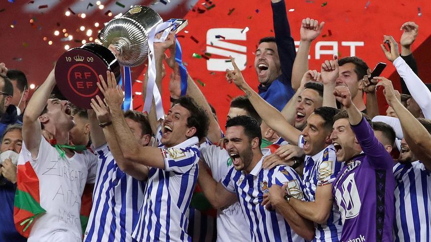 La Real Sociedad se proclama campeona de la Copa del derbi vasco