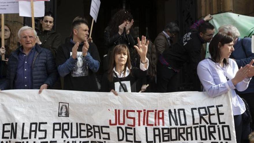 """La madre de Sheila Barrero: """"Seguiremos luchando por ti hasta la última gota de nuestra sangre"""""""