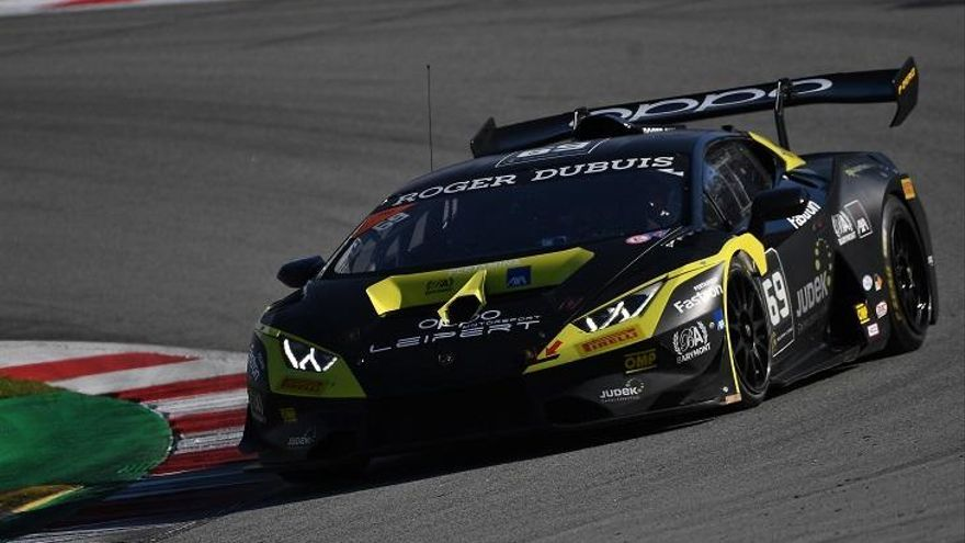 El figuerenc Guillem Pujeu busca consolidar-se dins del top 5 a la Lamborghini Super