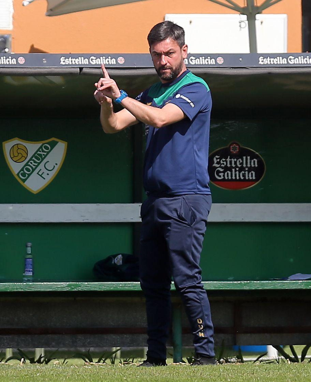 El Celta B se impone al Coruxo y se corona como campeón de grupo