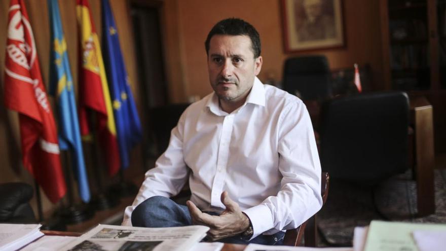 """UGT pide a Podemos y PP que no politicen el proyecto metropolitano, que """"situará a Asturias en el siglo XXI"""""""