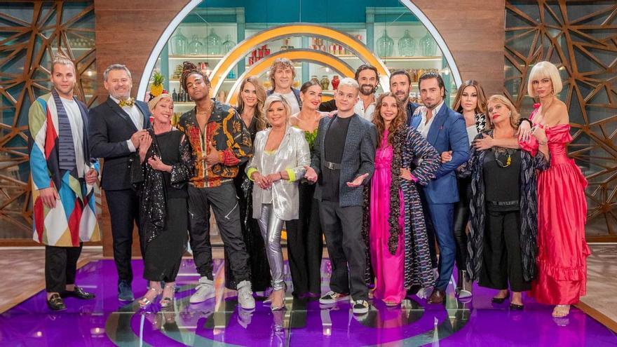 Així serà el primer programa de 'Masterchef Celebrity 6' aquesta nit a TVE