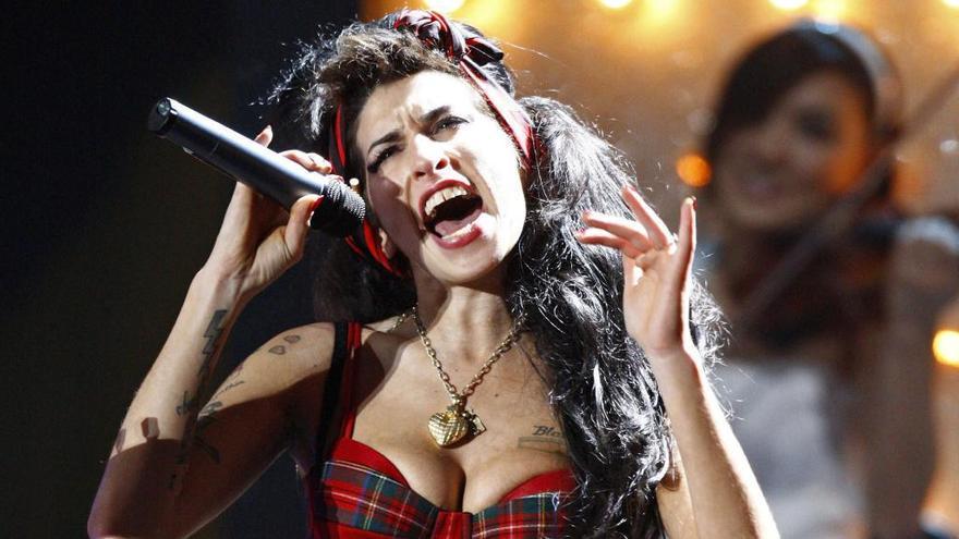 DMAX estrena diumenge «Amy, la chica detrás del nombre»