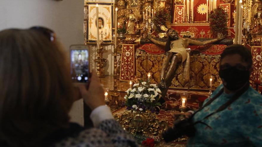 Veneración del Cristo de Gracia