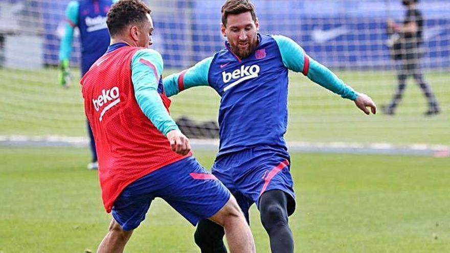 Les penyes del Barça creuen que la victòria al clàssic pot ser un pas definitiu cap al títol