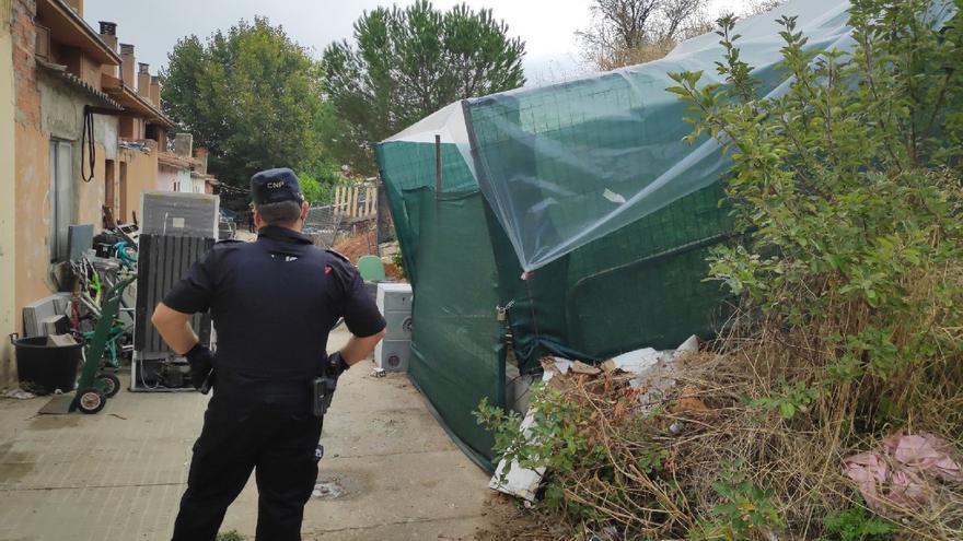 Incautados más de 12 kilos de marihuana y 280 cogollos en Zamora
