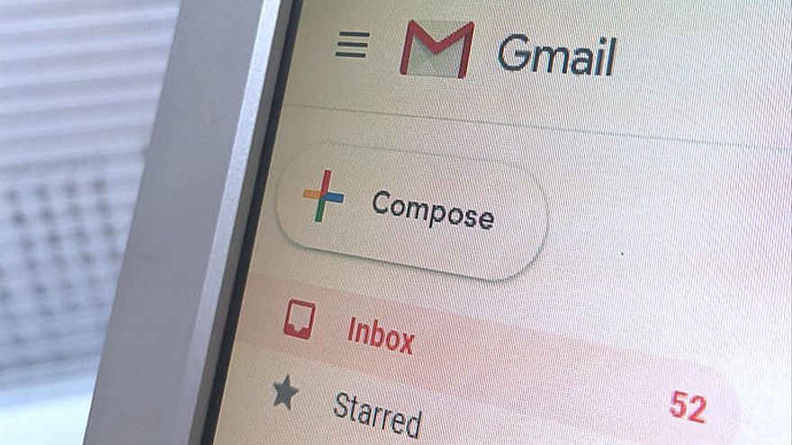 Gmail comienza a corregir las erratas más comunes