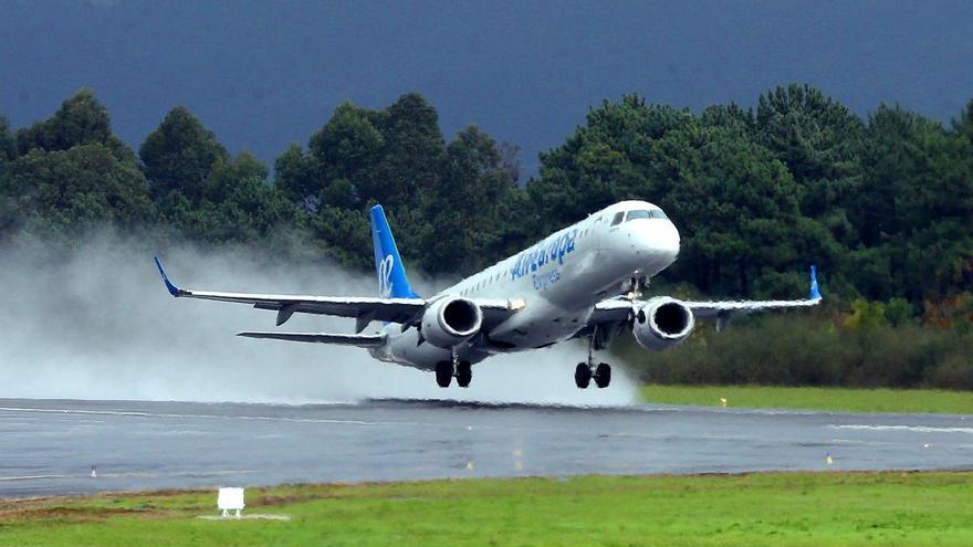 """Air Europa regresa al aeropuerto de Vigo con precios """"low cost"""""""