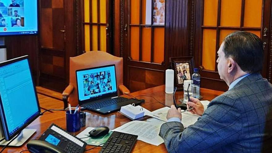 """Canteli espera señales de Defensa para negociar por La Vega: """"Tenemos toda la documentación preparada"""""""