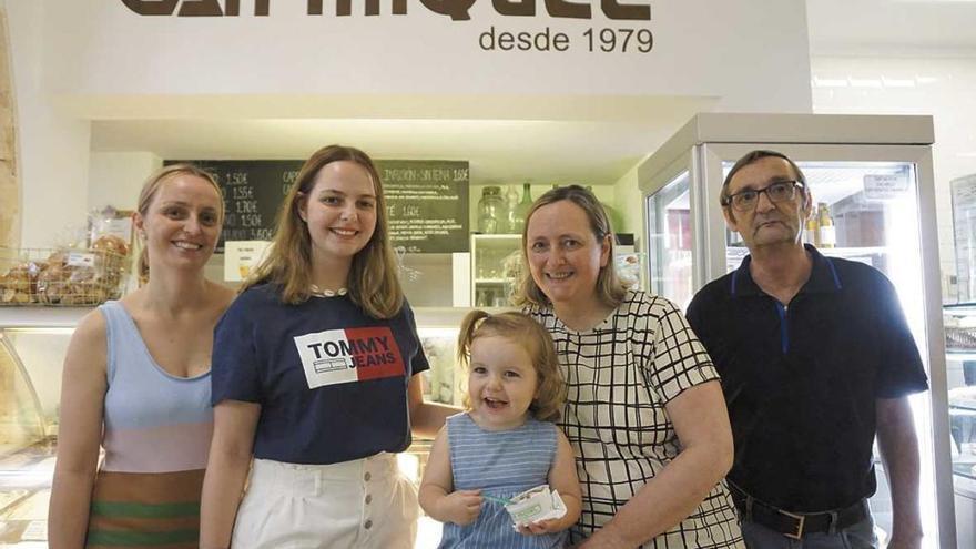 Palmas Traditions-Eisdiele Ca'n Miquel feiert 40-jähriges Jubiläum