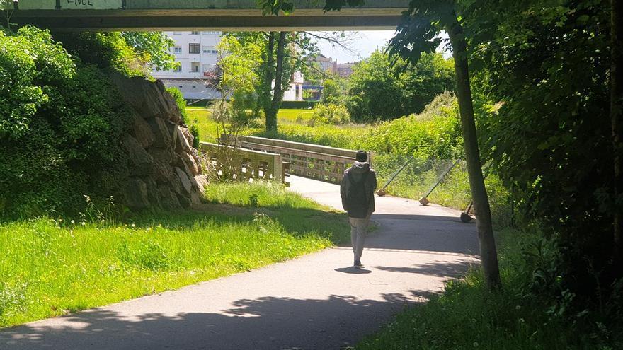 Denuncian la violación de una niña en una senda fluvial en Asturias