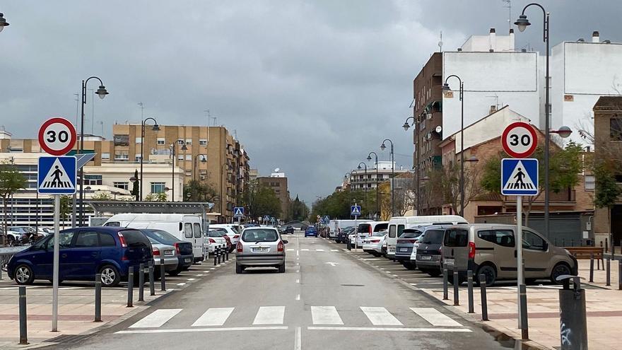 Quart de Poblet limita la velocidad a 30 km/h en todo el casco urbano