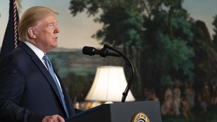 Trump demanda a California por la ley que le obligaría a presentar sus impuestos