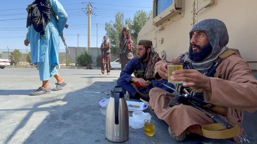 Los talibanes prometen que no permitirán a Al Qaeda organizar atentados contra EEUU